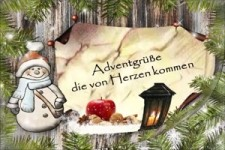 Adventsgrüsse