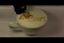 Latte Drucker