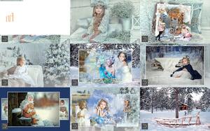 Blanc comme neige - Weiß wie Schnee (nicht blättern)