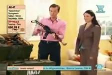 Video für Waffenkontrolle