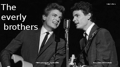 Jukebox - The Everly Brothers 002