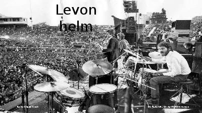 Jukebox - Levon Helm 002