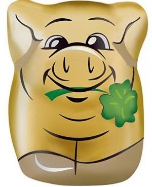 Schoko-Glücksschweinchen!
