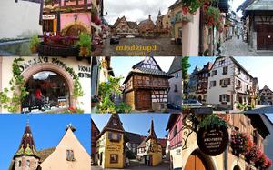 Eguisheim France - Eguisheim Frankreich
