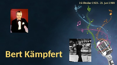Jukebox - Bert Kaempfert 001