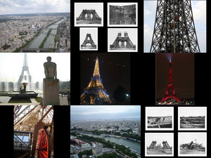 Tour EIFFEL - Eiffelturm
