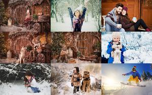Winter Scenes 1 - Winterszenen 1