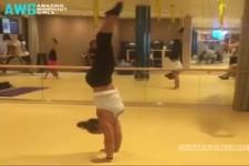 Sport - Die flexibelsten Frauen der Welt11