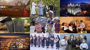 USA Utah Mormonen