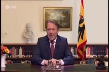 Neujahrsansprache des Bundespräsidenten - spezial