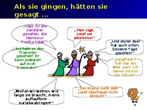 3 Wise Women - German