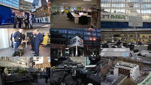 London New Scotland Yard