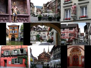 Schweizer Gebäude
