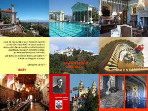 Hearst-Schloss, Kalifornien-