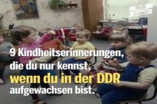 DDR-Kindheitserinnerungen