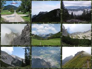 Riffel - Kalbling - Sparafeld- Steiermark