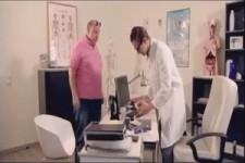 Neulich beim Arzt