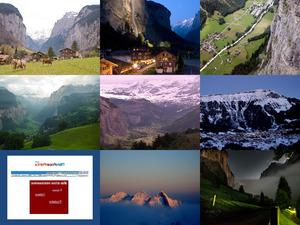 Schweiz-Lauterbrunnen-