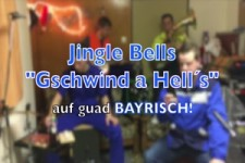 Jingle Bells auf bayrisch