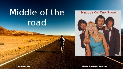 Jukebox - Middle of the road 001