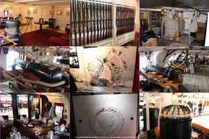 MARITIME MUSEUM PORTSMOUTH England R1