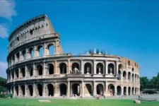 Roma - damals