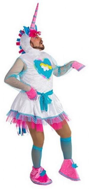 Witziges Einhorn-Kostüm!