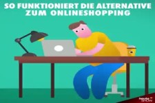 Alternative zum Online-Shopping