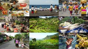 Indonesien Bali Bildermix