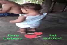 Kleine Tänzerin