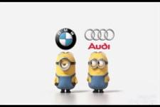 BMW und Audi