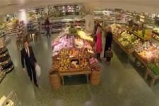 Oper im Supermarkt