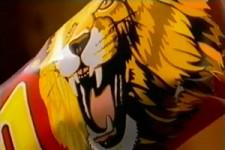 Lustige Lion-Werbung