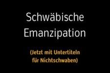 Schwäbische Emanzipation
