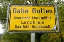 Lustige Ortsnamen