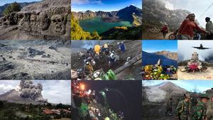 Indonesien Java die Insel der Vulkane