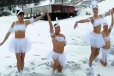 Wintersport in Russland