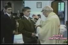 Spass mit Priestern