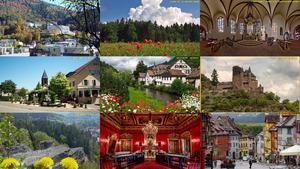 Deutschland-Schwarzwald