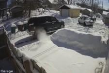 Zu viel Schnee
