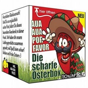Die scharfe Osterbox!