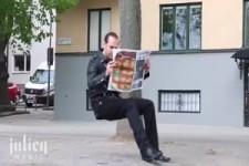 Der unsichtbare Stuhl