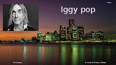 Jukebox - Iggy Pop 001