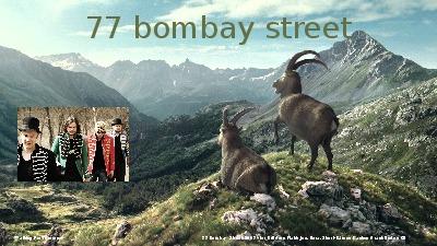 Jukebox - Bombay Street 001