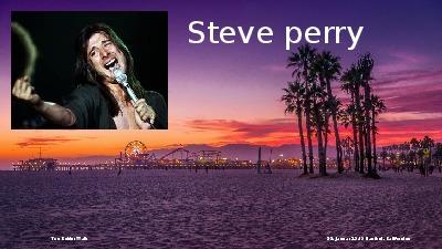 Jukebox - Steve Perry 001