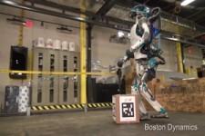 Faszinierender Roboter