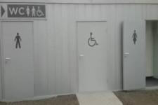 Behinderten WC - dein Freund und Helfer
