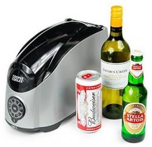 Cooler Getränke- und Wein-Kühler!