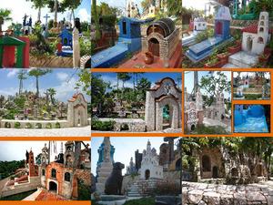 Mexikaner Friedhof .