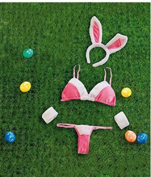 Neckisches Bunny-Kostüm!